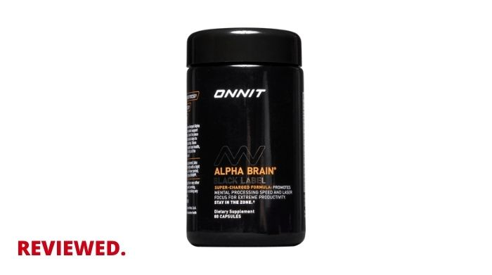 Alpha Brain Black Label Review