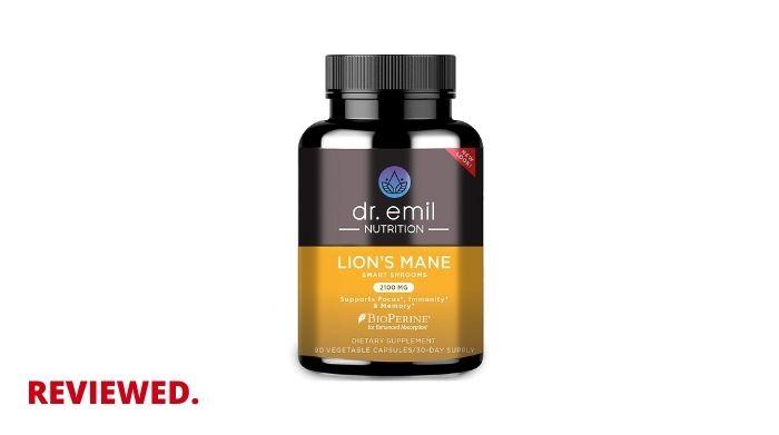 Dr Emil Lion's Mane Review