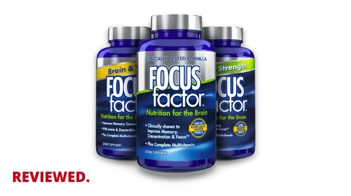 Focus Factor Review - Does it Really Work?