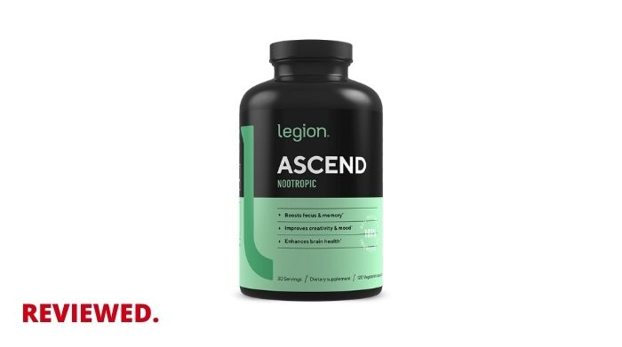 Legion Ascend Review - Does This Nootropic Supplement Work?