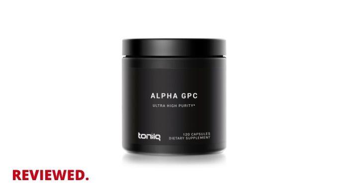 Toniiq Alpha GPC Review