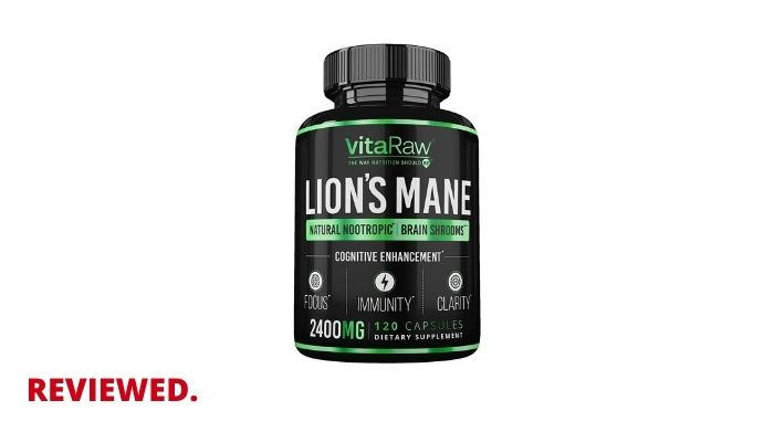 VitaRaw Lion's Mane Review - Does it Work?