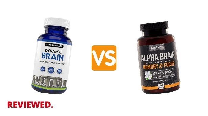 Dynamic Brain vs Alpha Brain