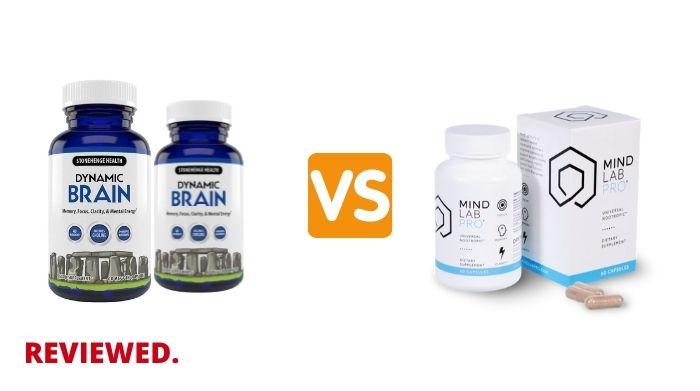 Dynamic Brain vs Mind Lab Pro: What's Better?