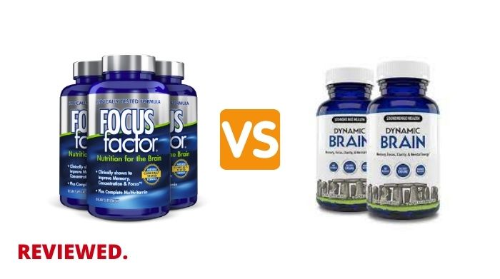 Focus Factor vs Dynamic Brain