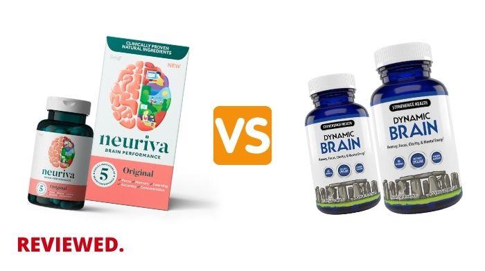 Neuriva vs Dynamic Brain - Which is Better?