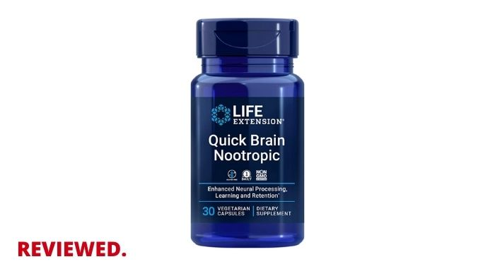 Life Extension Quick Brain Review