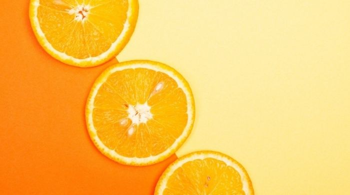 A picture of oranges - representing mental benefits of vitamin C